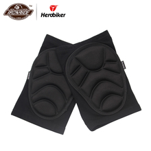Herobiker Outdoor Sports Motorcycle Knee Protector Motorbike Cycling Moto Knee Pads Motorcycle Riding Knee Protective Guards