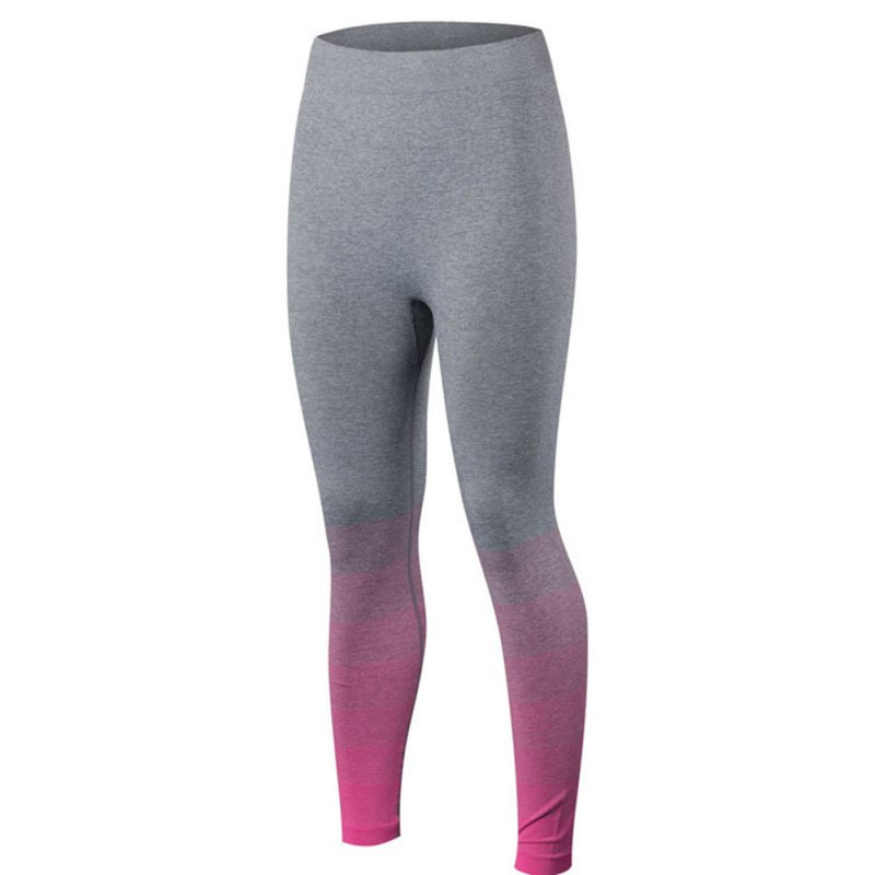 Women Running Trousers Yoga Dry Quick Fitness Gym Leggings Sports Pants Elastic Compression Tights