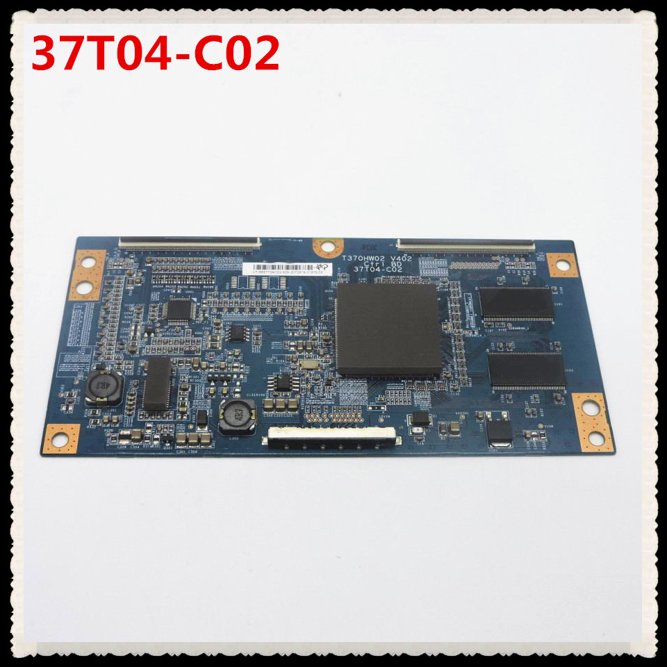1pcs For 37inch LED LCD TV logic board T-con BOARD T370HW02 V402 CTRL BD 37T04-C02 50h2 ctrl eax43474401 ebr41731901 logic board printer t con connect board