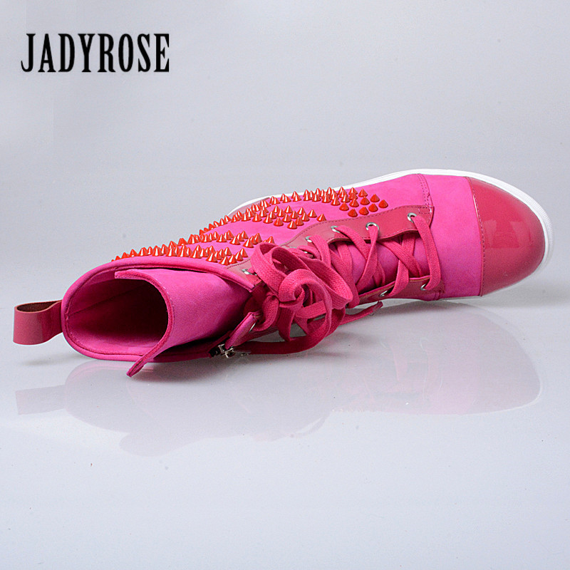 07f41afc rose Militares Mujer Riding Red Rose amarillo Mujeres Rosa Botas Lace Boots  Zapatos Vintage Largos Up Del ...