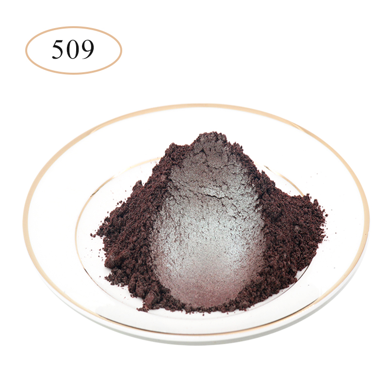 10g 50g Type 509 Pearl Powder Pigment Christmas Decorations For Home Automotive Coatings Art Crafts Coloring For Leather Paints