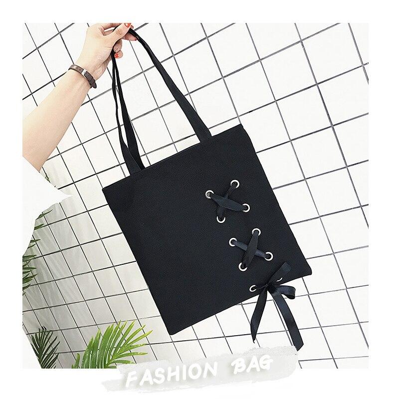 LUOQI Brand Large Capacity Women Bags Female Shopping Handbags Luxury Handbags Women Bags Designer High Quality Canvas Women Bag