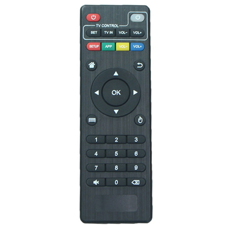 Universal Remote Control Replacement for <font><b>MXQ</b></font> <font><b>4K</b></font> <font><b>MXQ</b></font> <font><b>Pro</b></font> H96 T95M T95N Android Smart <font><b>TV</b></font> <font><b>BOX</b></font> image