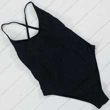 Black Women's Swimsuit