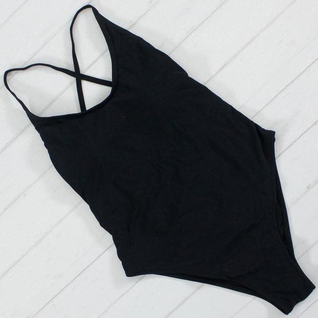 Black Women's Swimsuit