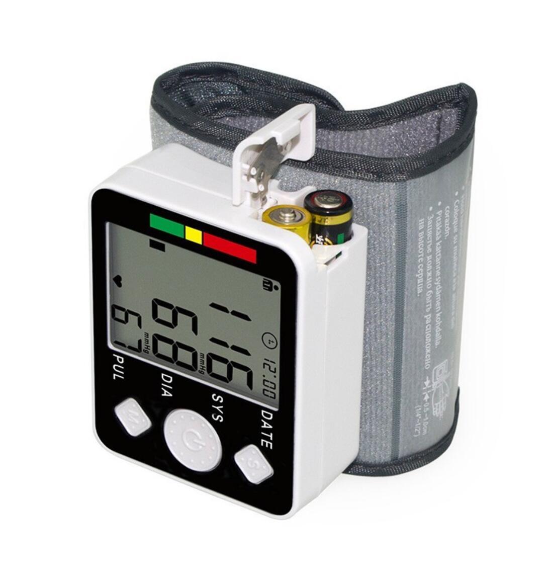 Image 3 - tonometer on the wrist blood pressure meter Monitor Digital Tonometer & Pulse Meter Health Care Sphygmomanometer diagnostic tool-in Blood Pressure from Beauty & Health