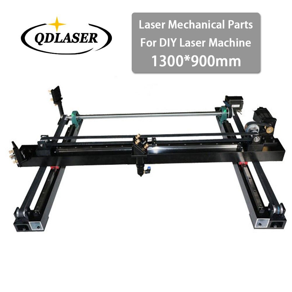 Ensemble de pièces mécaniques Laser Co2 1300*900mm pour bricolage 1390 CO2 gravure Laser Machine de découpe Laser Kit de pièces de rechange