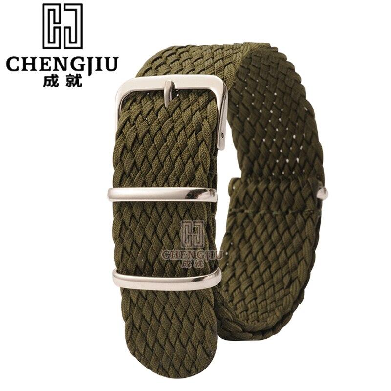 22mm Watchbands For Rolex Submariner/Daniel Wellington/Timex Watch