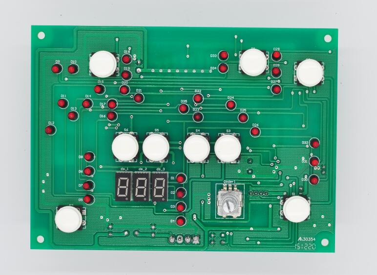 WSME <font><b>200</b></font> 315 multi-function control panel pcb card for IGBT <font><b>AC</b></font> / <font><b>DC</b></font> / Pluse / <font><b>TIG</b></font> / MMA welding machine image