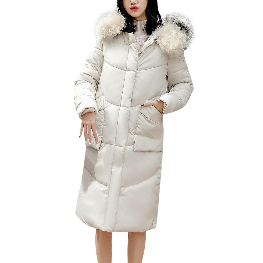 Rembourré Capuche Casual Qualité Haute rouge Noir Survêtement Arrivée 2019 Manteaux Femmes Coton Chaud À Nouvelle gris Longues Hiver Manteau blanc Confortable Veste Manches qxzwzF