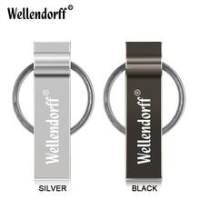 USB Flash Drive Stainless Steel Pendrive 32gb 64gb 8gb 16gb Memory Stick