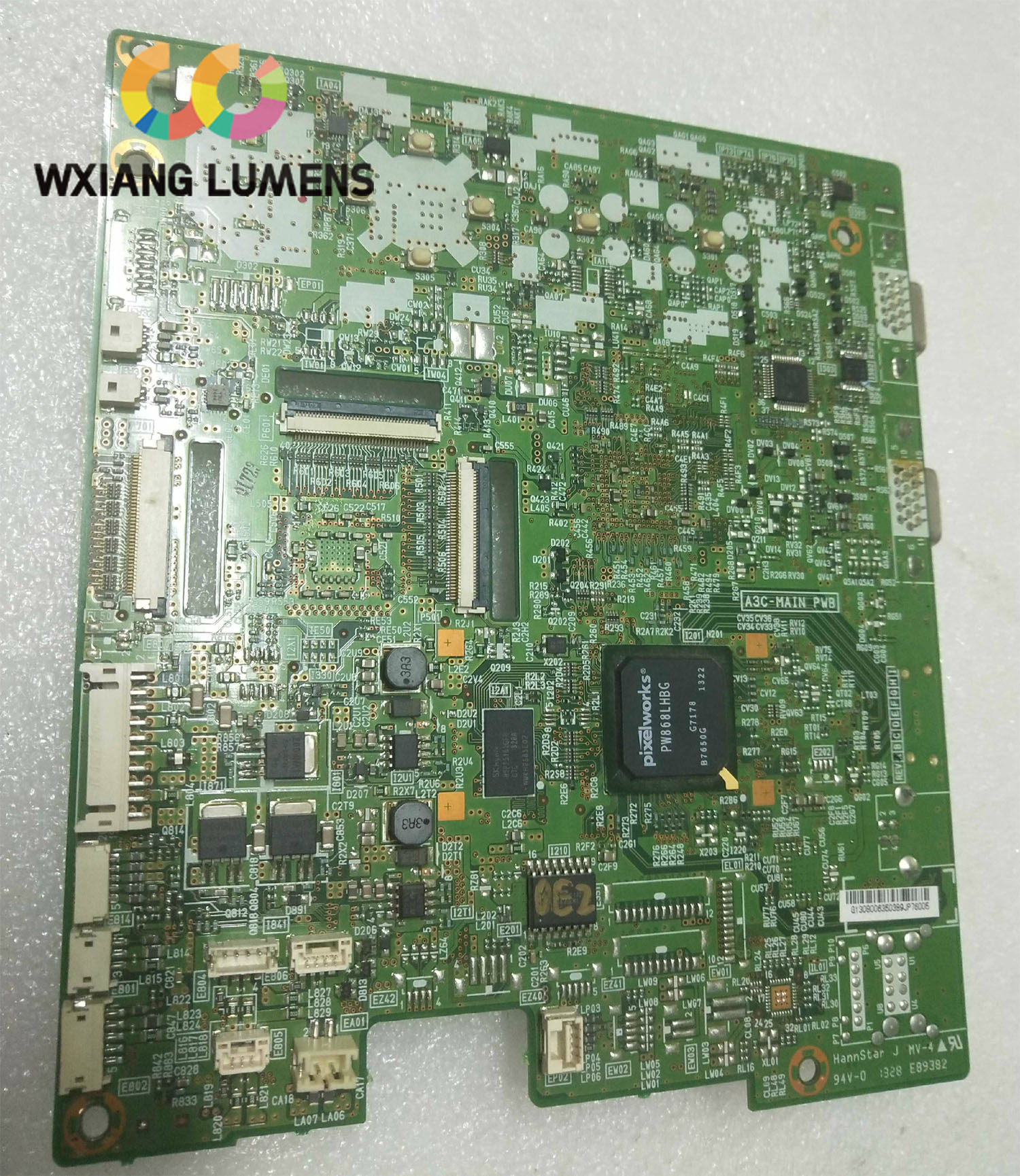 Projector Main Mother Board Control Panel Fit for Hitachi Hcp K28|Projector Accessories|   - title=
