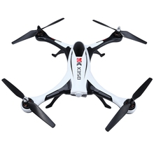 XK X350 Air Dancer RC Drones 4CH Brushless Motor 2.4GHz 6-Axis Gyro 3D / 6G Mode RC Quadcopter Aircraft RTF