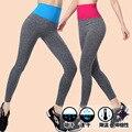 Women Girl Gymming High Waist QUICK-DRY Workout Push up Leggings Bodybuilding Sporting Runs Slimming Fitness Yogaing Clothing