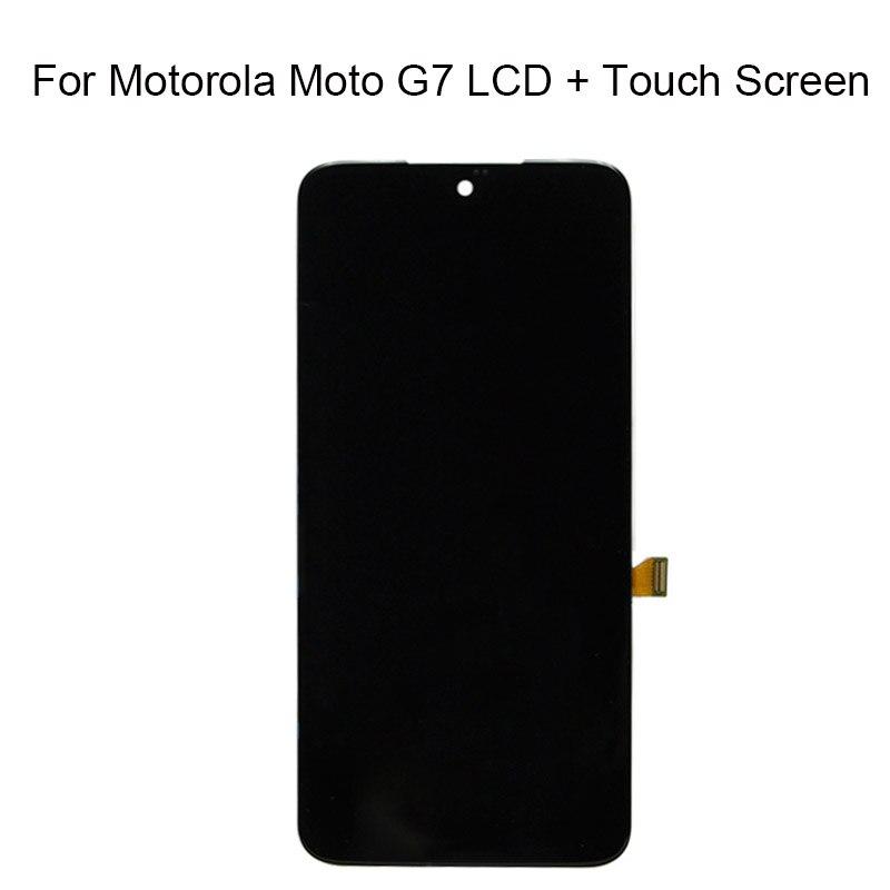 6.2 ''pour Moto OnePower P30 LCD écran affichage tactile numériseur écran remplacement pour Motorola un affichage de puissance note lcd
