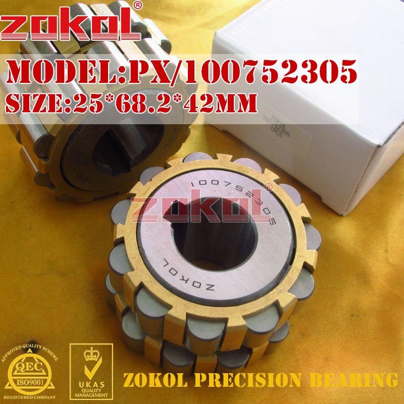 ZOKOL bearing PX/100752305 100752305 Eccentric bearing 25*68.2*42mm перфоратор аккумуляторный makita dhr264z