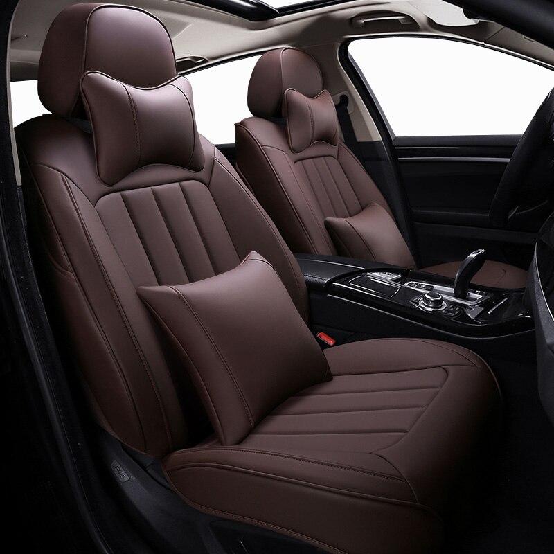 Couro especial tampas de assento do carro Para Lexus Is 250 is200t ES300h ES 300 es300 is200 is300 is250 Protetor Do Assento De Carro tampa de Assento Auto