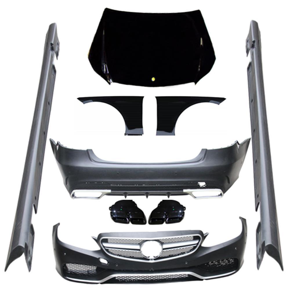 PP Авто бампера наборы тела для Mercedes Benz стандартные W212 2014
