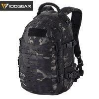 IDOGEAR Dragon Bag Backpack Keel design Rucksack Outdoor Infantry pack Black Camouflage Big Size Bag 3501