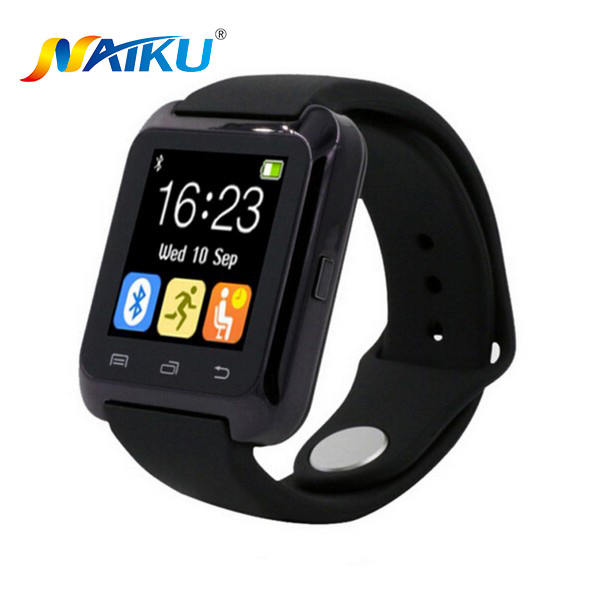 Smartwatch Bluetooth font b Smart b font font b Watch b font U80 for iPhone IOS