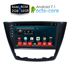 Android 7 1 1 Car DVD Stereo Player GPS Glonass Navigation multimedia for Renault Kadjar 2015
