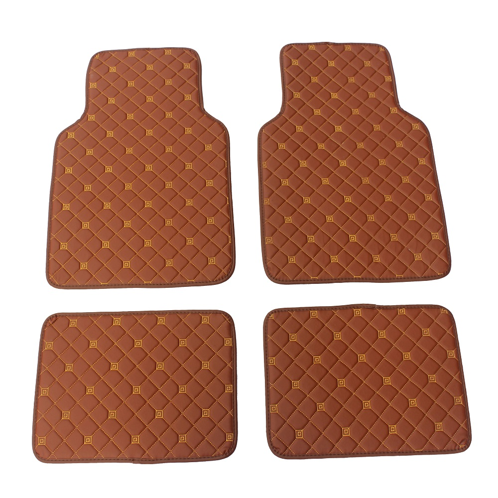 ZHAOYANHUA tapis de sol universels pour tous les modèles BYD F0 F3 F6 7 G3 G6 F7 L3 S6 S7 style de voiture