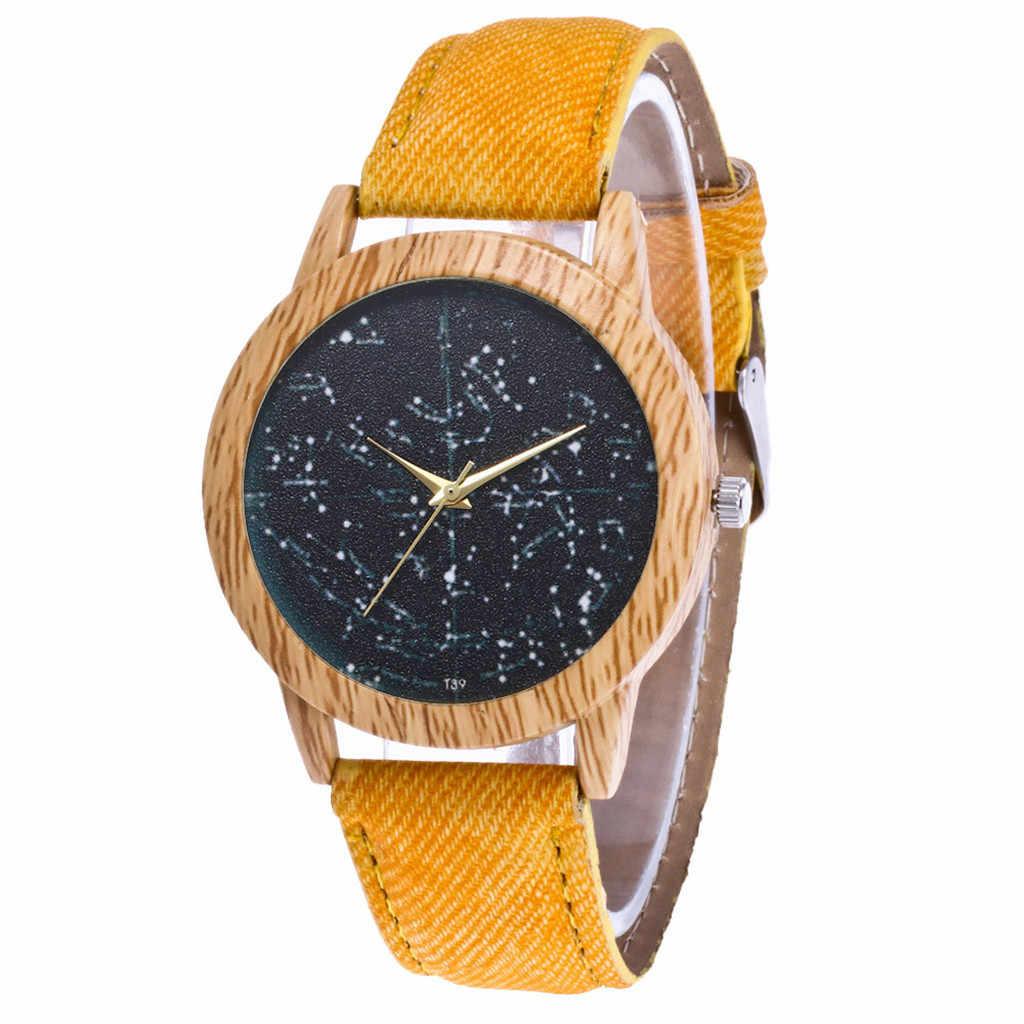 2019 Relogio Feminino Women Fashion Casual Leather Strap Analog Quartz Round Wristwatch Band dropshipping Saat Bracelet montre