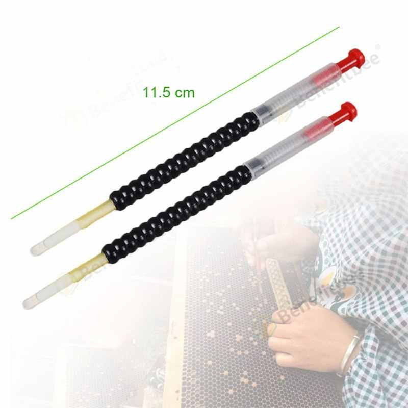 Beekeeping Grafting Tool Bee Queen Larva Moving Needle Rearing Equip TINY