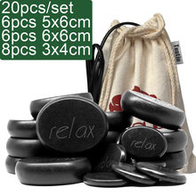 New Hot Engraved Stone Basalt Massage Relax Body massager Rock Tool Health Beauty Salon SPA  with heater bag 20pcs/set hot spa rock natural basalt stone hot stone massage set massage lava with heater box for salon spa 17pcs set ce and rohs