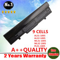 Wholesale  9 cells Laptop battery for Asus Eee PC 1001HA 1005 1005H 1005HA AL31-1005 AL32-1005 ML32-1005 PL32-1005 free shipping