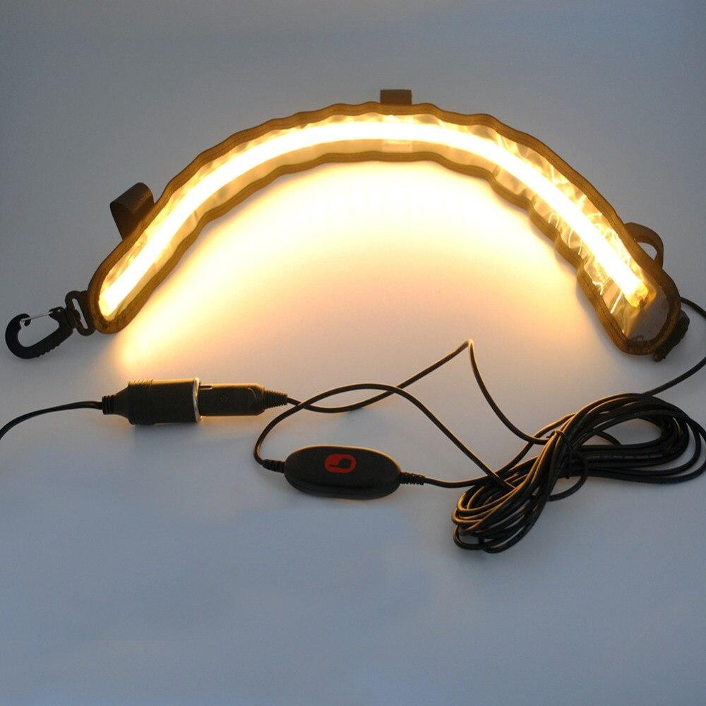 Lámpara impermeable para acampar, linterna, 60 cm, tira de luz, - Iluminación LED - foto 4