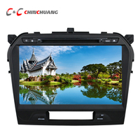 Quad Core HD 1024X600 Android 5 1 1 Car DVD Player For Suzuki Grand Vitara 2015