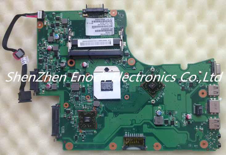 V000225010 for Toshiba satellite C655D C650D AMD motherboard 6050A2357401-MB-A03 fully tested. free send AMD CPU stock No.414