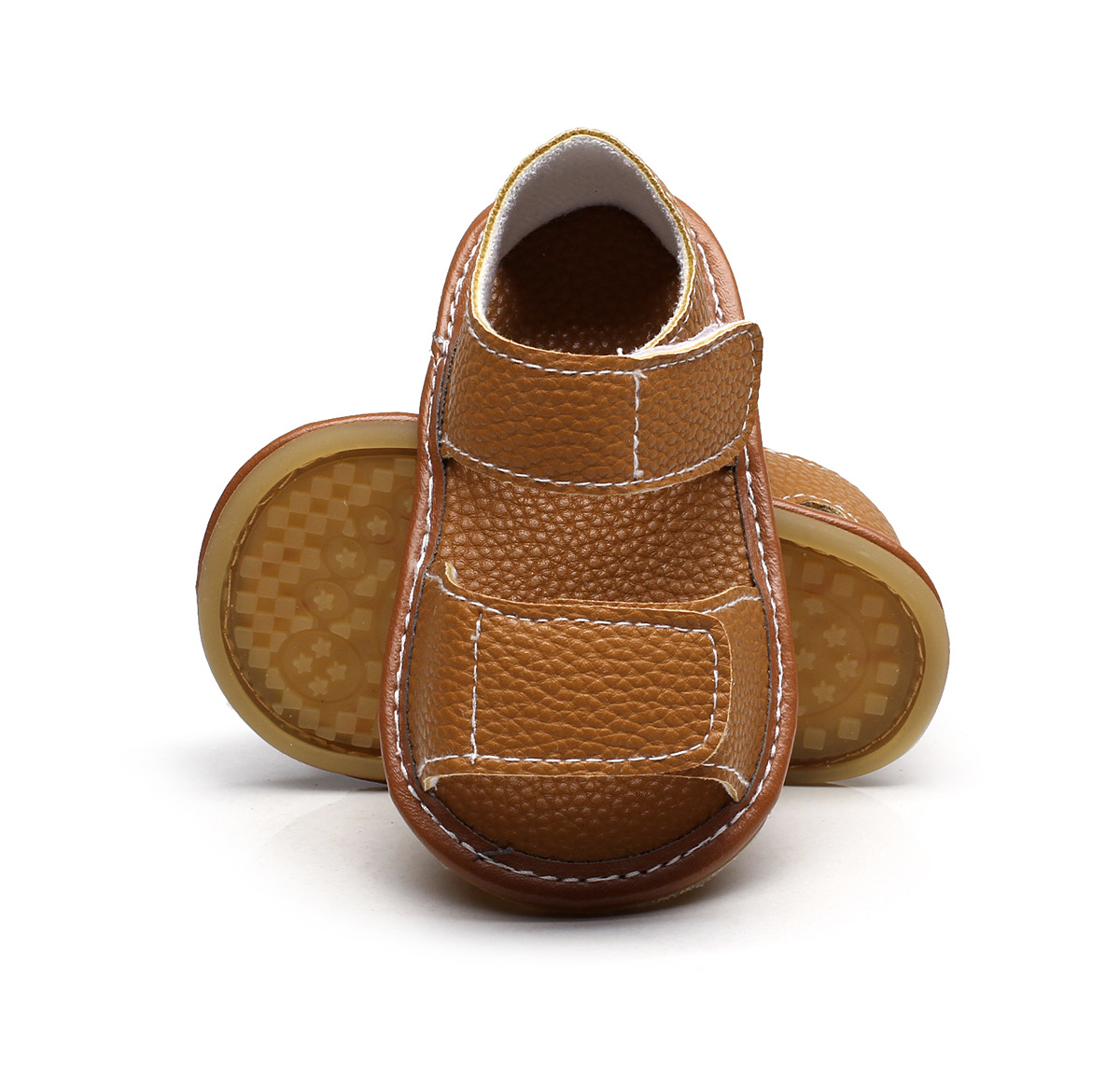Non slip Rubber Soled Toddler Shoes