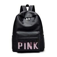 2018 nuova ROSA delle donne del sacchetto di spalla borse moda Coreano studenti scuola libri sequel collegio sacchetto di scuola Y092