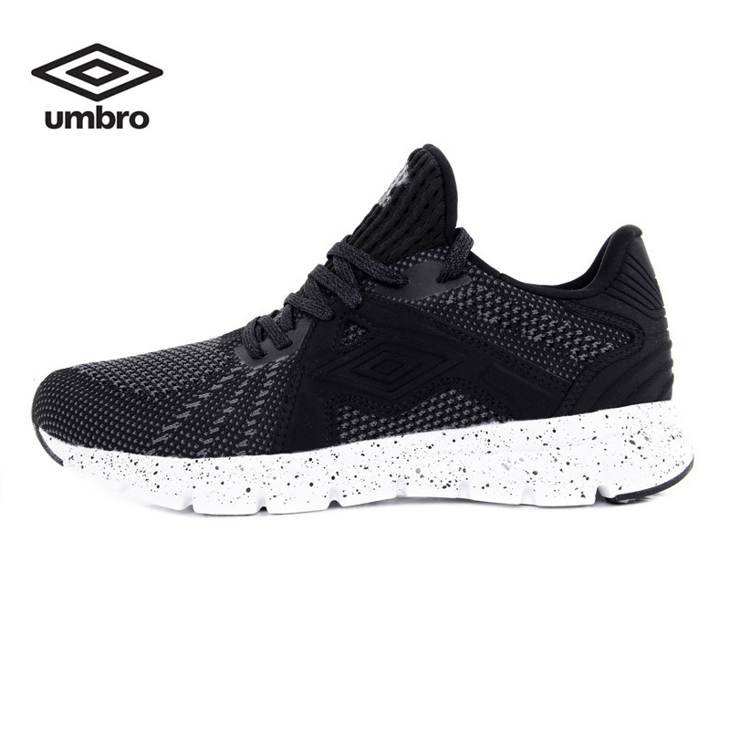 Umbro 2017 New Men Running Shoes Mesh Breathable Light Weight Cushioning Jogging Running Shoes Sneakers UI173FT0203 mizuno women wave hayate 2 mesh breathable light weight cushioning jogging running shoes sneakers sport shoes j1gk157204 xyp369