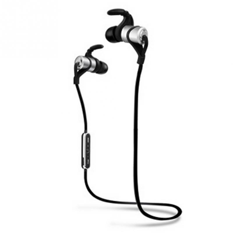 New D9 Sports Wireless Bluetooth Earphone Anti sweat Metal