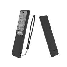 Pre Ordine A Distanza per il caso di Samsung QLED smart TV In Silicone della copertura della Protezione per Samsung Intelligenti di controllo Remoto BN59 01265A Oneremote