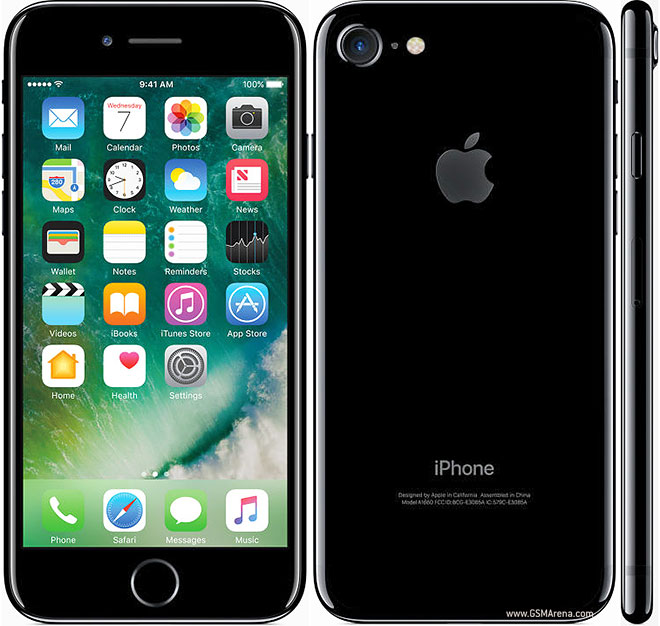 Лучшая цена ~ разблокирован Apple iPhone 7 3 ГБ Оперативная память 32/128 ГБ/256 ГБ Встроенная память quad core отпечатков пальцев 12MP IOS LTE 12.0mp Камера мобильн... - 2