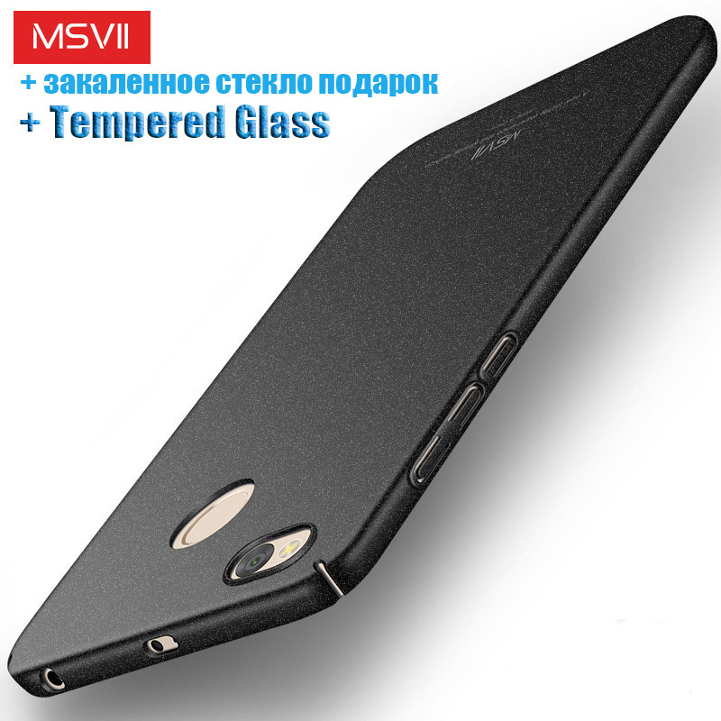 Original MSVII luxury Case for Xiaomi Redmi X hard PC simple and