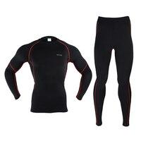Ultralight Men Underwear Set Warm Up Cycling Base Layer Breathable Windproof MTB Bike Base Layer Cycling