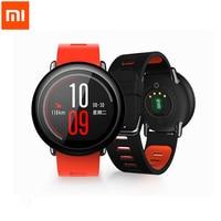 Xiaomi Оригинал Huami AMAZFIT Смарт часы GPS спортивные часы Bluetooth WiFi двойной 512 МБ/4 ГБ монитор сердечного ритма Android IOS Прямая поставка