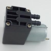 820ml/m micro pump water, electric diaphragm brush micro pump water , DC 12V water pump