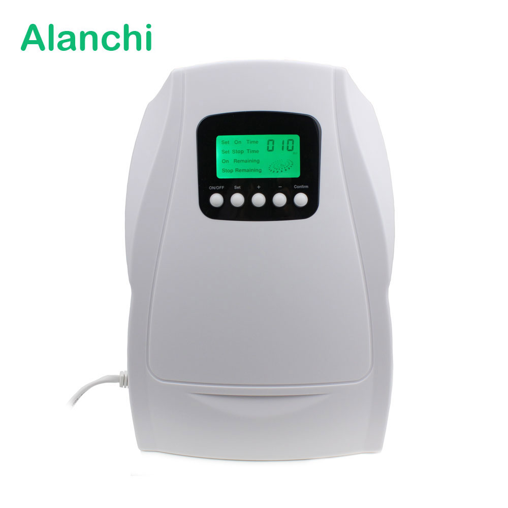 Air Ozonizer Air Purifier Home Deodorizer Ozone Ionizer Generator Sterilization Germicidal Filter Disinfection Clean Room 1pc efficient home air purifier deodorizer ionizer ozone anion cold catalyst activated carbon filter at88f