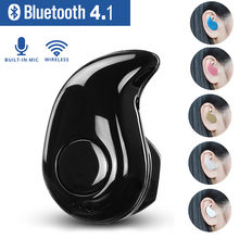 S530 Mini Wireless Bluetooth Headset Stereo Earphone Headphone for iPhone 8 7 6s/Samsung wireless headphones Bluetooth earphone(China)