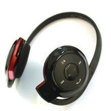 Sweatproof RainProof FineBlue BH503 Wireless Bluetooth Headset Stereo Sports Headphone Earphone With Mic MP3 Player