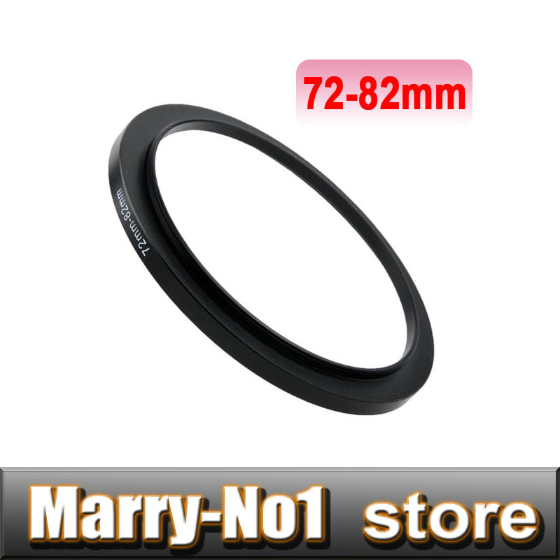2pcs 77-82MM 77 to 82MM 77-82 Step Up Ring Filter Adapter For Can&n Nik&n S&ny Samsung Fuji Camera Filter