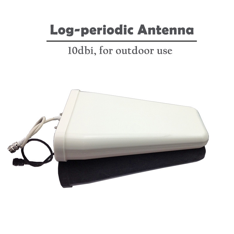 10dbi Gain Outdoor Antenna Log-periodic Antenna 800~2500mhz  For GSM WCDMA CDMA DCS PCS Signal Repeater/Booster/Amplifier#15
