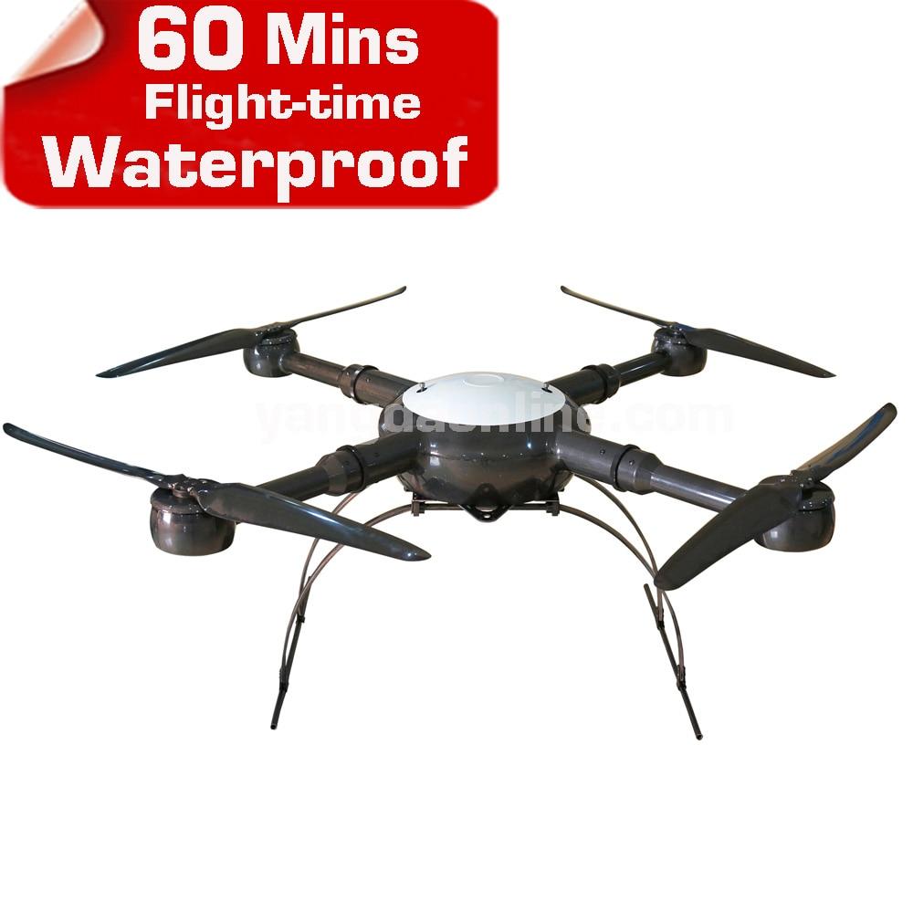 YD4 1000 P Lange Flugzeit Quadcopter Drone Rahmen, UAV Airframe für ...