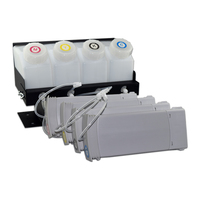 New Ciss with Tank for HP90 for HP Designjet 4000 4020 4500 4520 Printer Continuous Ink Supply System